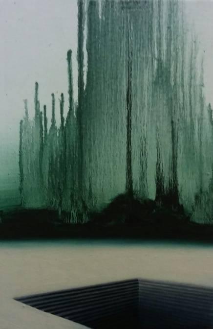 Arenaria #1, olio su tela, 20x30 cm, 2018