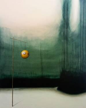 Errano, olio su tela, 60x80 cm, 2018